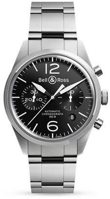 Bell & Ross BR 126 Original Black Chronograph, 41mm