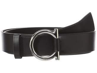 Salvatore Ferragamo Sized Casual Gancio Belt