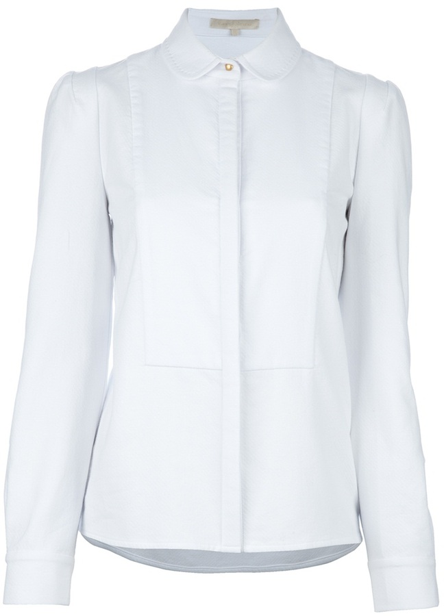 Vanessa Bruno Peter pan collar shirt