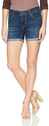 Levi's Women's Mid Length Shorts