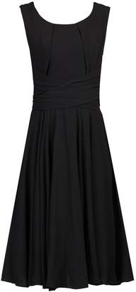 Dorothy Perkins Womens *Jolie Moi Black Belted Skater Dress