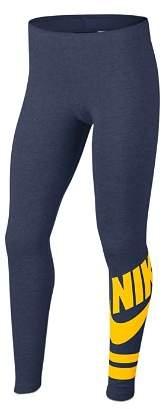 Nike Girls' Logo Leggings - Big Kid