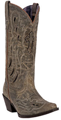 Women's Laredo Cross Wing Cowgirl Boot 52157
