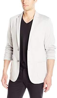 Calvin Klein Men's Slub Knit Sportcoat