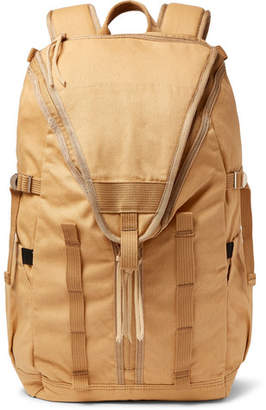 Nonnative Hunter Cotton-Canvas Backpack
