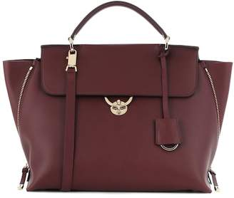 Salvatore Ferragamo Jet Set leather tote