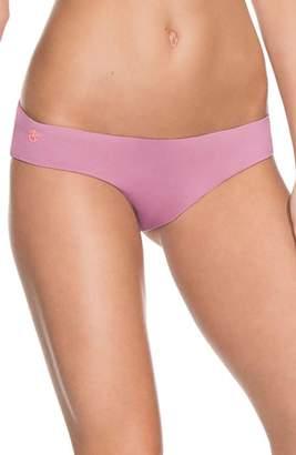 Maaji Mauve Sublime Signature Reversible Bikini Bottoms