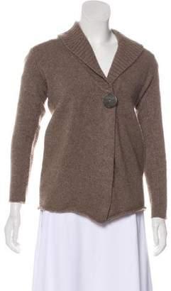 Brunello Cucinelli Cashmere Long Sleeve Cardigan
