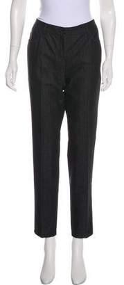 Akris Mid-Rise Straight-Leg Jeans w/ Tags