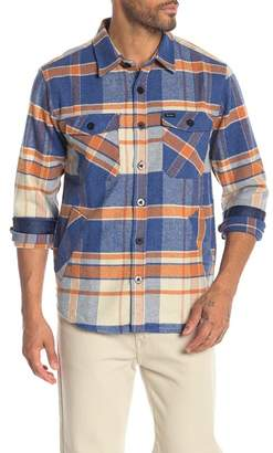 Brixton Durham Plaid Heavy Flannel Shirt