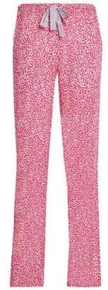 Calvin Klein Printed Jersey Pajama Pants