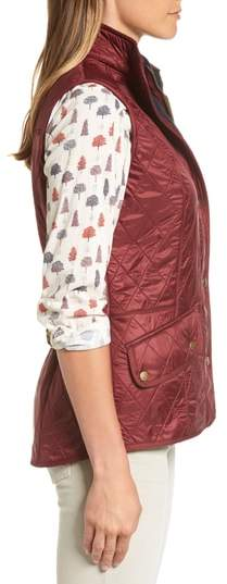 Barbour Women's 'Cavalry' Quilted Vest
