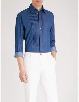 Eton Slim-fit denim shirt