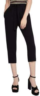 BCBGeneration Straight Cropped Pants