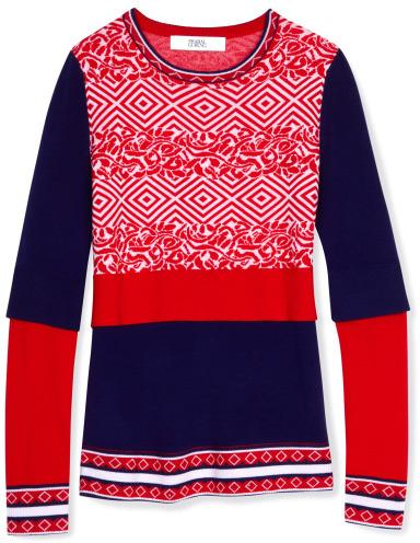 Prabal Gurung Sweater Vest Sweater