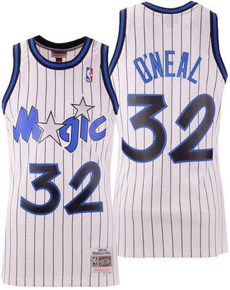a59482fcc47 Mitchell   Ness Men Shaquille O Neal Orlando Magic Hardwood Classic  Swingman Jersey
