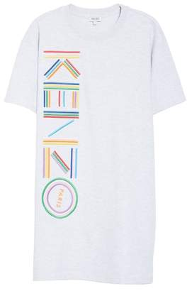Kenzo High Summer Logo T-Shirt Dress