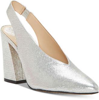 Vince Camuto Tashinta Slingback Pumps Women Shoes
