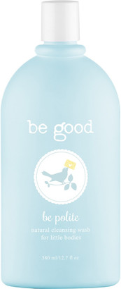 Be Good Be Polite Natural Body Wash For Kids $18 thestylecure.com