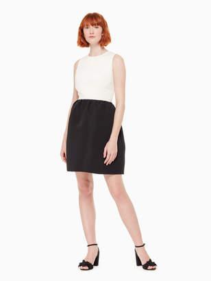 Kate Spade bow back mini dress