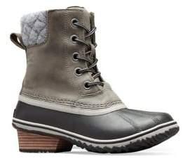 Sorel Slimpack II Waterproof Leather Boots