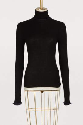 Acne Studios Merino wool turtleneck sweater