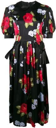 Simone Rocha bow waist dress