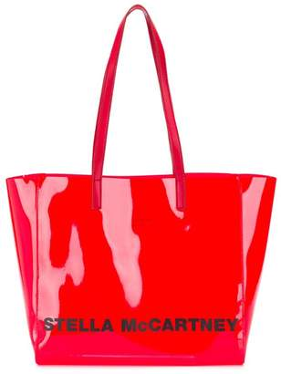 Stella McCartney Red Tote Bags - ShopStyle 01a6829d257a3