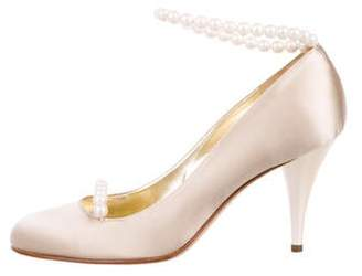 75a50f313b6 Chanel Pearl Shoes - ShopStyle