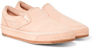Hender Scheme Mip-17 Nubuck Slip-On Sneakers