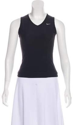 Nike Sleeveless Athletic Top