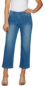 Women with Control Regular My Wonder Denim WideLeg Crop Jeans