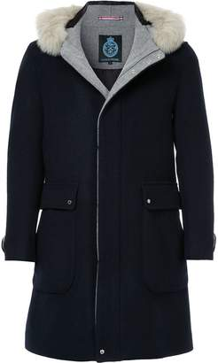 GUILD PRIME patch pocket coat