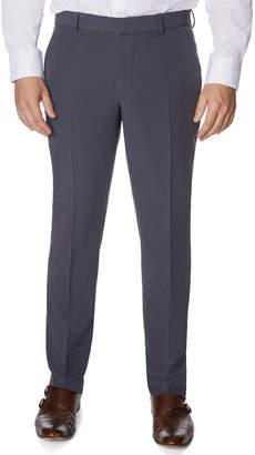 Buffalo David Bitton Mens Men's Flat-Front Straight-Leg Stretch Pants