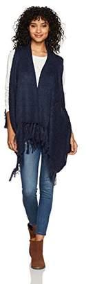 Silver Jeans Co. Women's Skyla Tassel Sweater Vest
