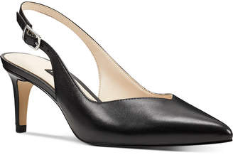 Nine West Women Sonia Slingback Pumps Women Shoes