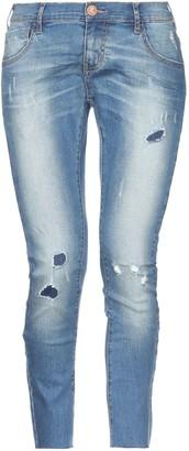 One Teaspoon ONE x ONETEASPOON Denim pants - Item 42760725DI