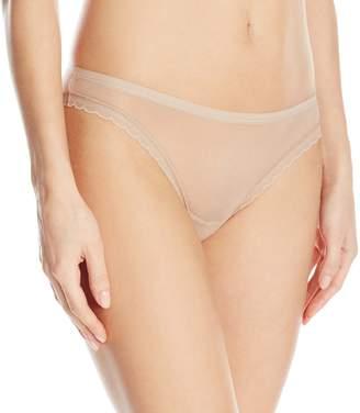 OnGossamer Women's Next to Nothing Hip Bikini Panty