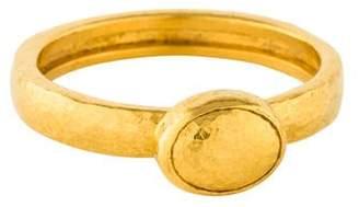 Gurhan 24K Amulet Ring