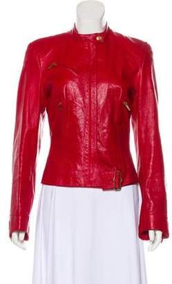 Christian Dior Lightweight Leather Jacket