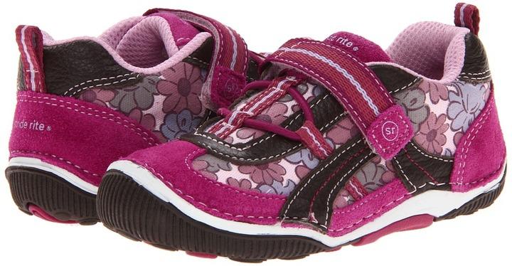 Stride Rite SRT Maive (Toddler) (Jelly/Espresso) - Footwear