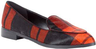 Sole Society Pointed Toe Smoking Slippers - Winslow