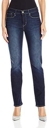 Levi's Gold Label Women's Totally Shaping Slim Straight Jeans