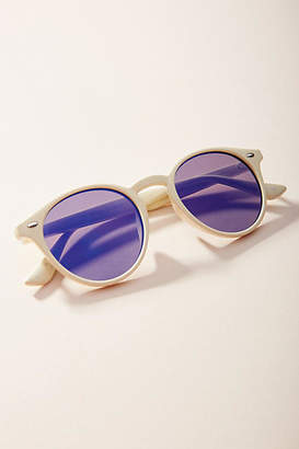 Anthropologie Olivia Round Sunglasses