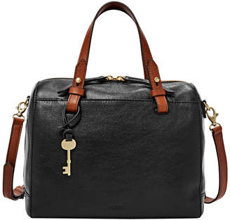 Fossil ZB7256001 Rachel Double Handle Satchel