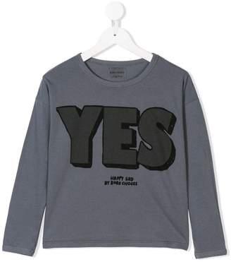 Bobo Choses long-sleeve printed T-shirt