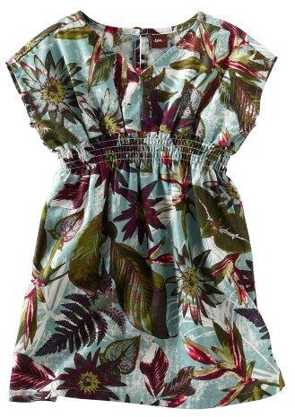 Tea Collection Girls Jungle Flower Dress