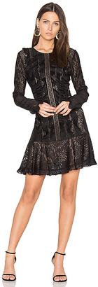 BCBGMAXAZRIA Guinevere Dress in Black $228 thestylecure.com