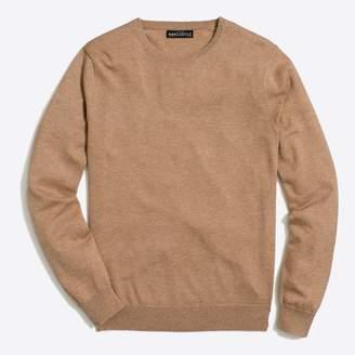 J.Crew Factory Slim-fit crewneck sweater in perfect merino wool blend