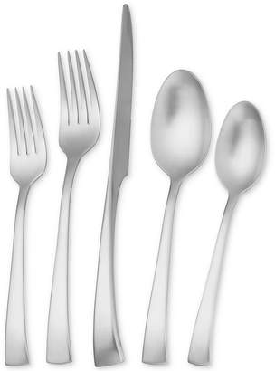 Zwilling J.A. Henckels Zwilling Bellasera Satin 18/10 Stainless Steel 45-Pc. Flatware Set, Service for 8